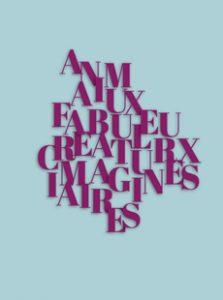 Animaux fabuleux créatures imaginaires portfolio Sextant Creative