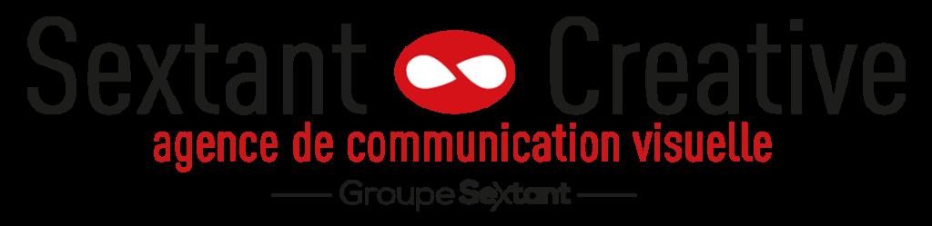 logo sextant creative agence groupe