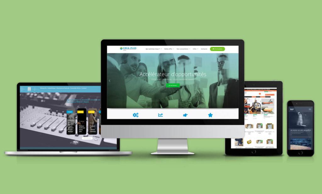 Sextant Creative Site Web