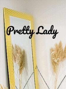pretty-lady vignette